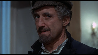 Ron Moody in The Twelve Chairs