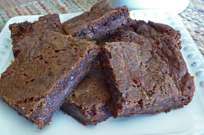 Caramel Fudge Brownies With German Chocolate Cake Mix