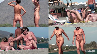 Itsmee`s Sun-Soaked and Naked at the Playa Vera. Part-3.