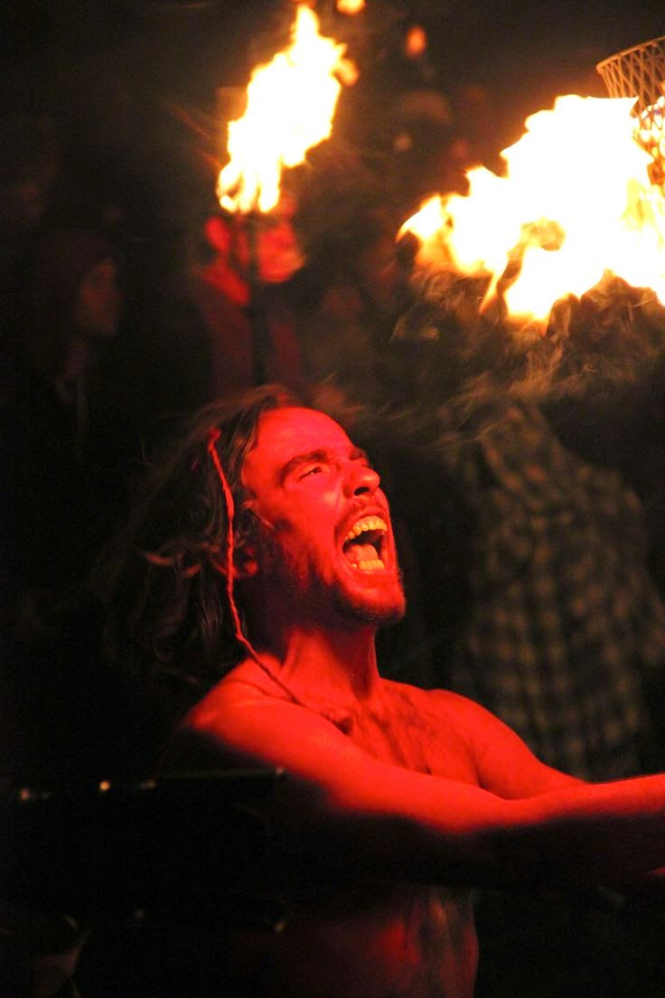 BEST HOLIDAY DESTINATIONS IN APRIL | Edinburgh Beltane Fire Festiva, Scotland