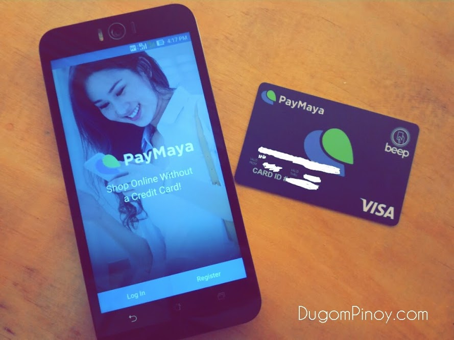 UPDATE) Review: PayMaya Arrives in Davao City, And I Tried it