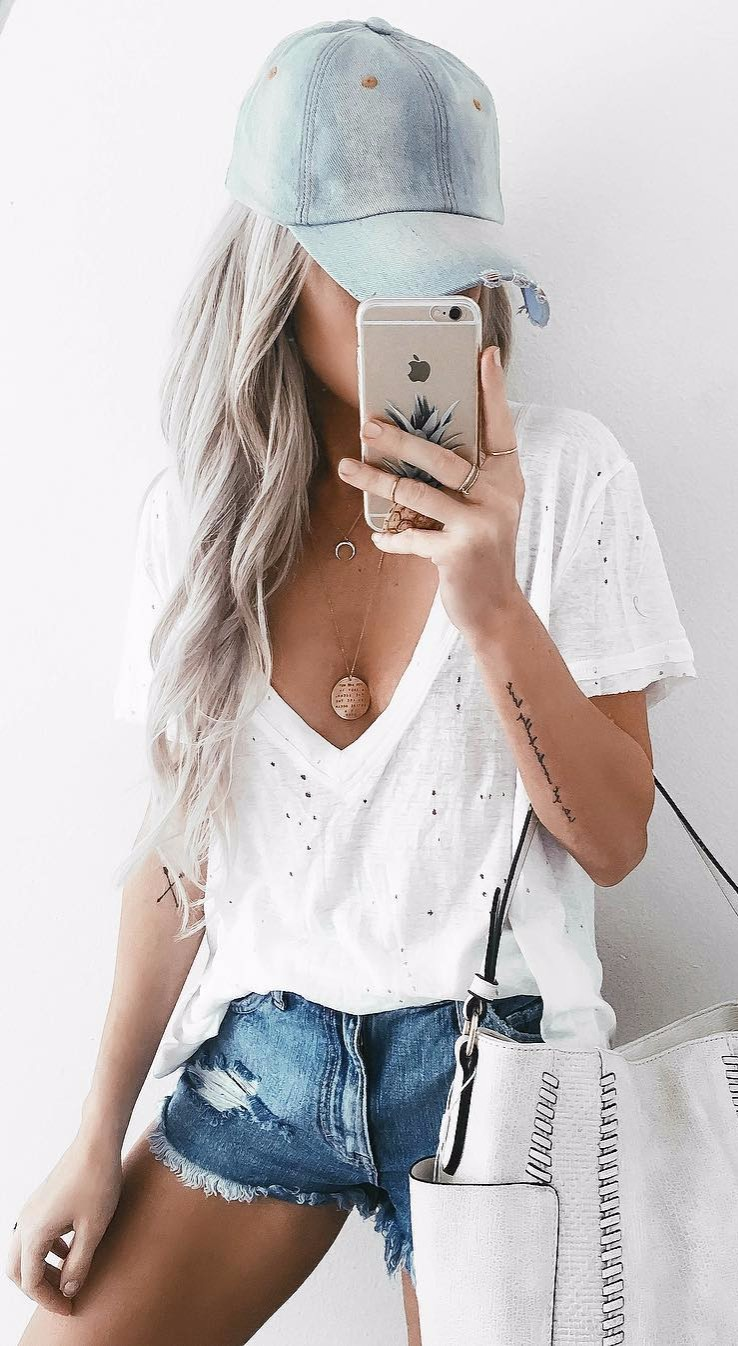 Outfits Club: Trendy Summer Outfits: 50 Amazing Ideas To Copy ASAP
