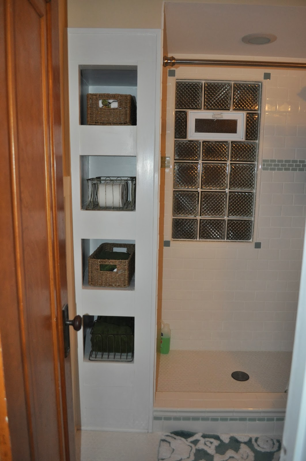 Carri Us Home: DIY Built In Cabinet Part III-The Finale!!