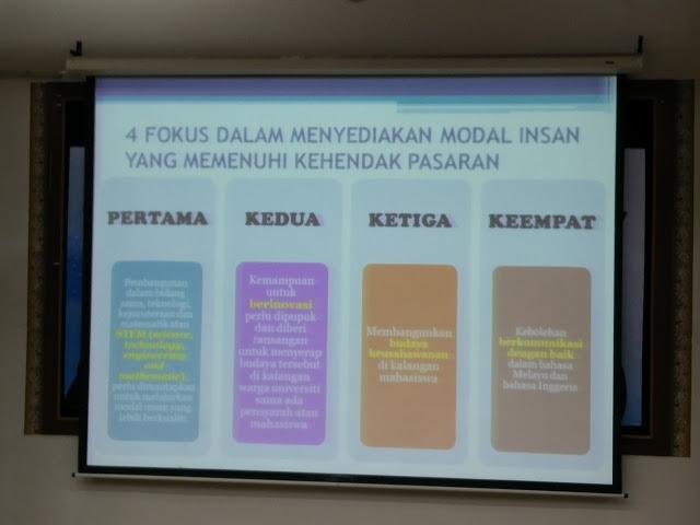 4 Fokus dalam Menyediakan Modal Insan