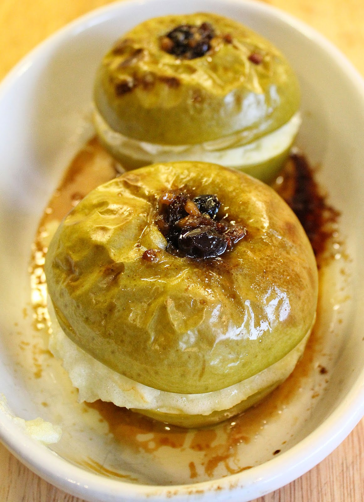 Kitchen delights baked apples recipe for Perfect kitchen bramley
