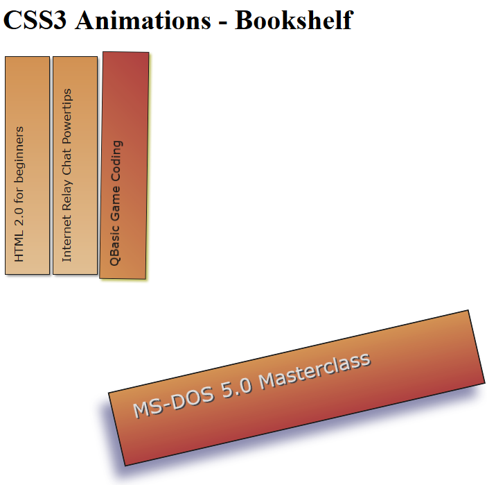 Coding Grounds: Getting started with CSS3 Animations