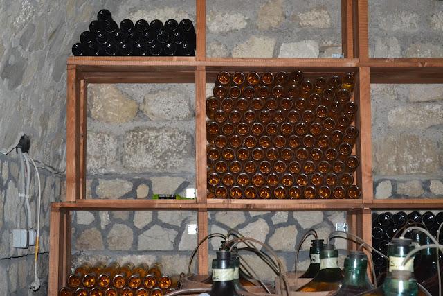 colectie sticle de vin