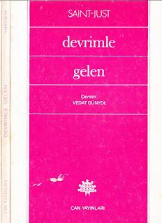 Saint-Just - Devrimle Gelen