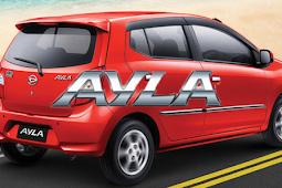 Harga dan Spesifikasi Mobil Daihatsu Ayla Update 2018