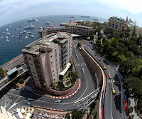 монако фото сверху
