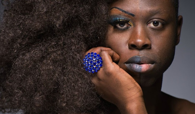 Homme noir travesti ou transexuel