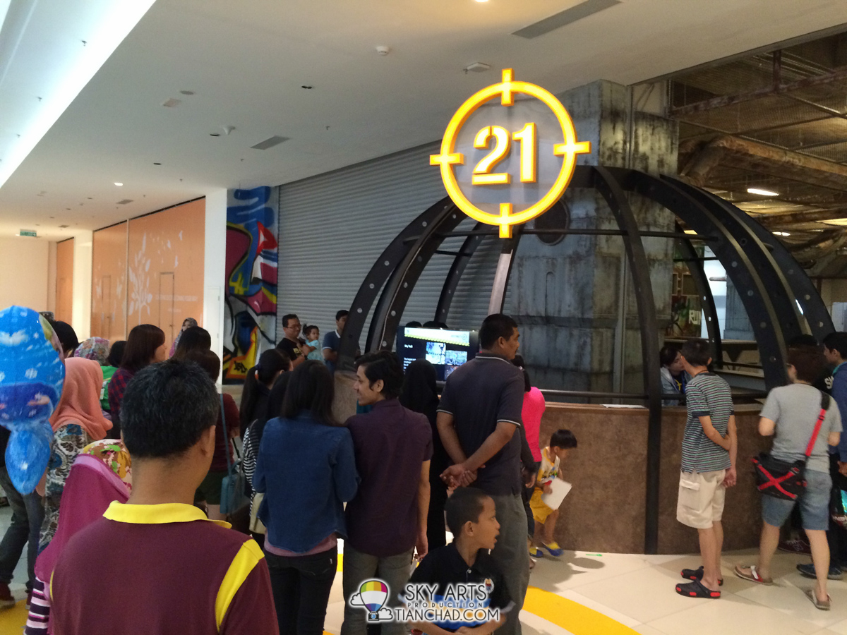 District21 Theme Park for all ages