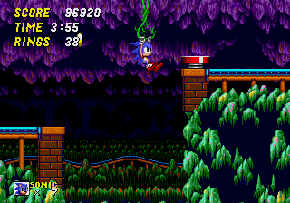 My all time favourite video games: Sonic the Hedgehog 2