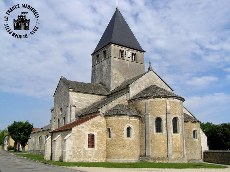 La france medievale til chatel 21 eglise romane saint for Audiovisuel exterieur de la france