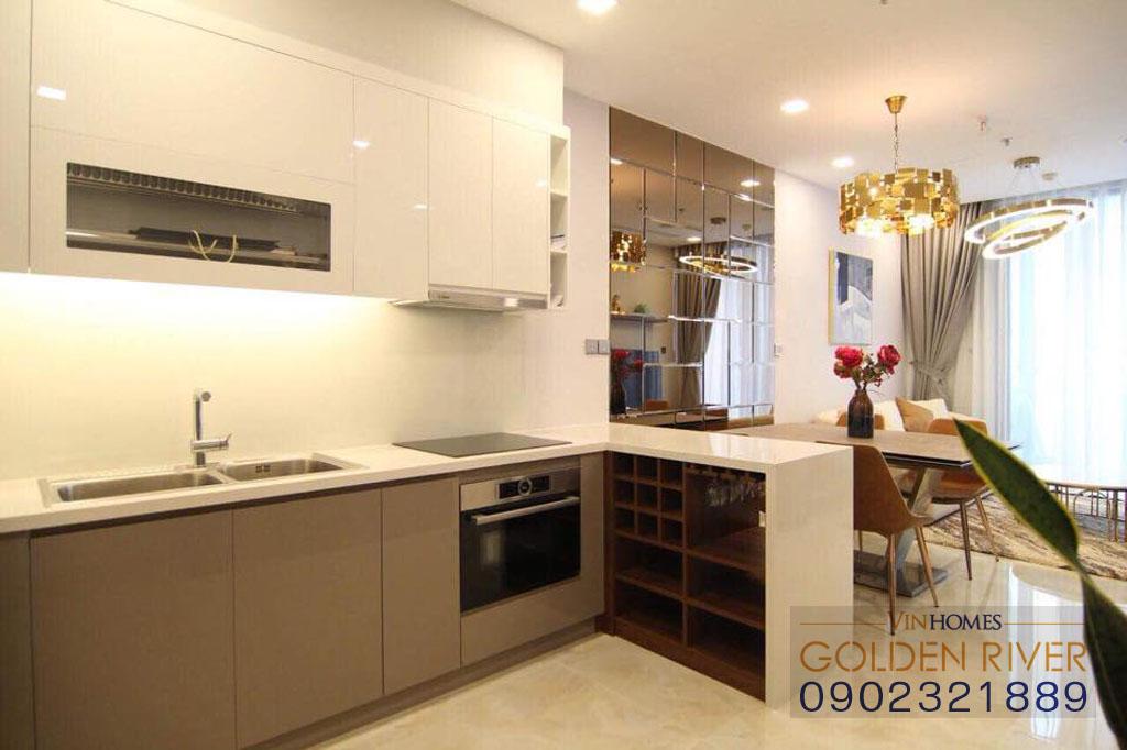 Vinhome Ba Son cho thuê căn hộ 51m2 nội thất cực đẹp - hình 2