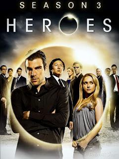 Những Người Hùng / Phần 3 - Heroes / Season 3 (2008) | Full HD VietSub