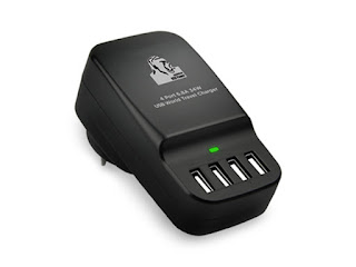 Gorilla Power 4-Port USB World Travel Charger