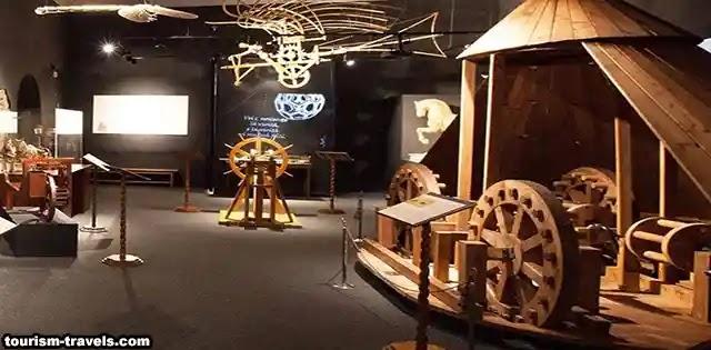 متحف ليوناردو دافنشي ( Leonardo da vinci Museum )