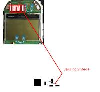 Solusi Nokia 1280 lampu lcd mati work 100%