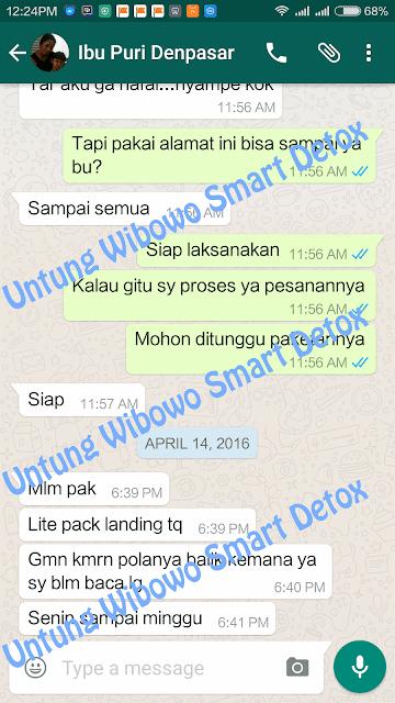 Jual Smart Detox Di Padang