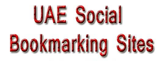 Social Bookmarking Sites in UAE