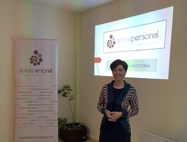Spiral Personal ofrece una Charla sobre la Inteligencia Emocional en la Residencia de Mayores Sarquavitae
