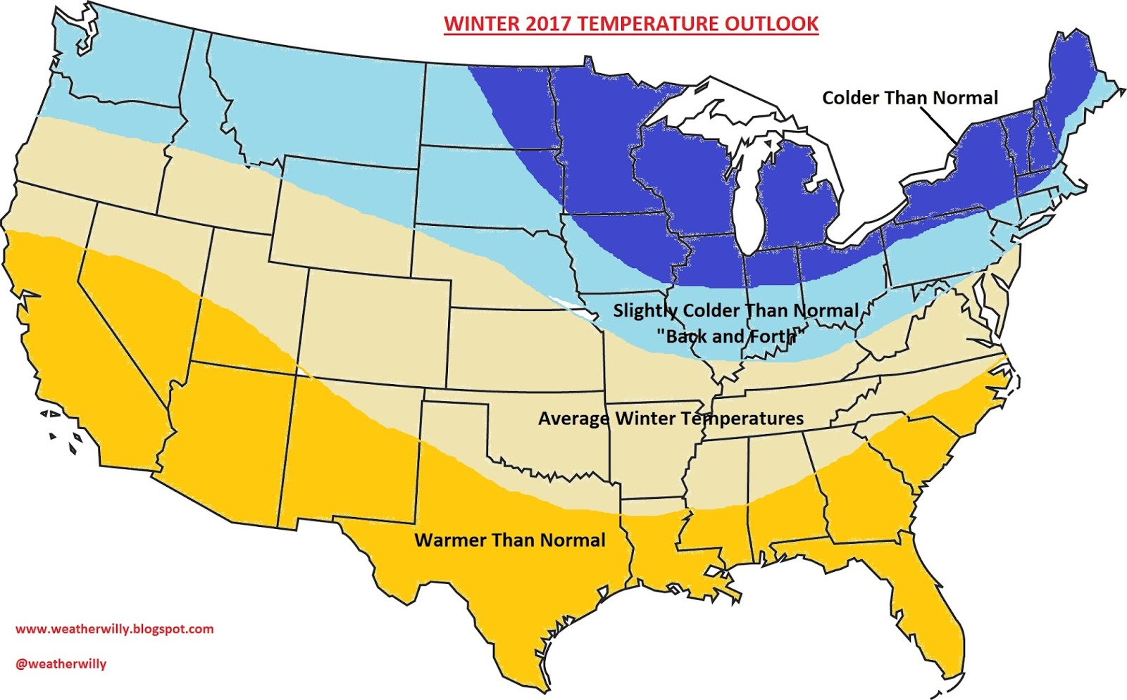 Weather Willy S Weather Weather Willy S Winter Outlook