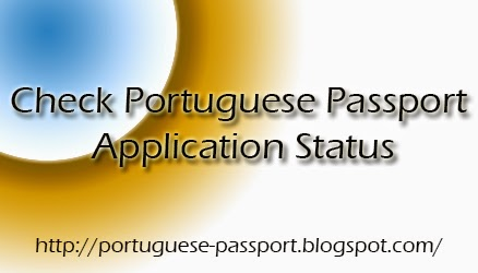 How to check Portuguese Passport Application Status