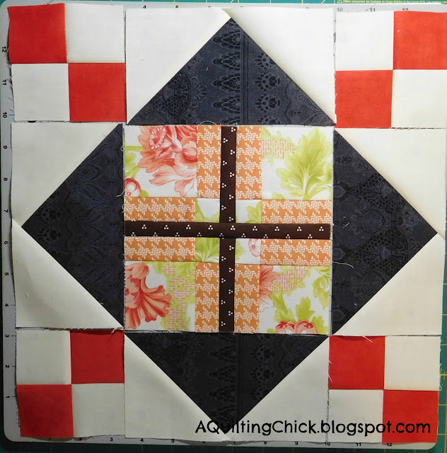 The Splendid Sampler - Block Layout