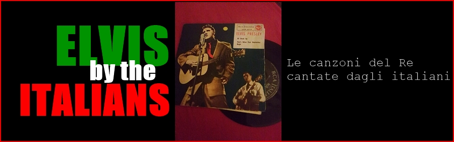 Elvis by the Italians