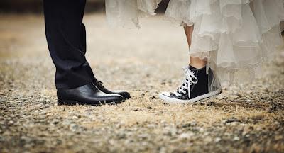 foto matrimonio converse