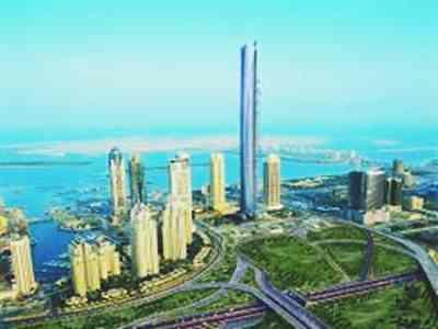 Gambar gedung Pentominium tertinggi dan unik