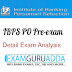 IBPS PO Pre-exam analysis 16th October 2016 shift 4