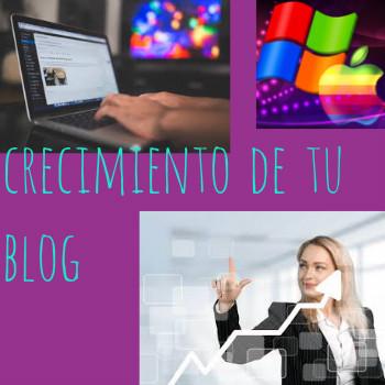 Confianza, crecimiento blog