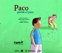 Imagen del Libro de cuentos Paco pierde el paso