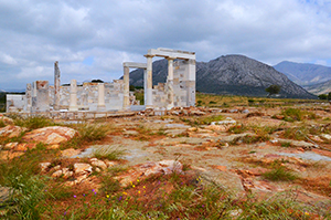 Ancient Temple of Goddess Demeter (Dimitra) - Naxos (5)