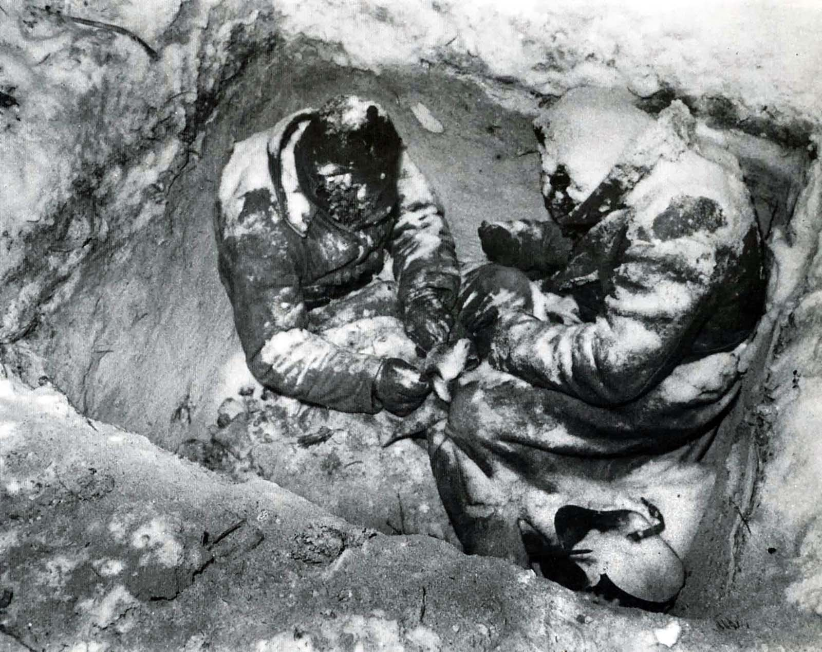 Winter War, Finland, 1940.