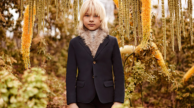 Trajes sastre invierno 2017 moda nenes.