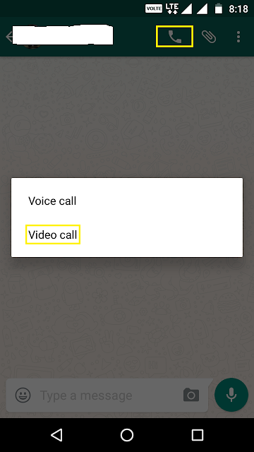 Whatsapp Video Calling now available for all Android Smartphones