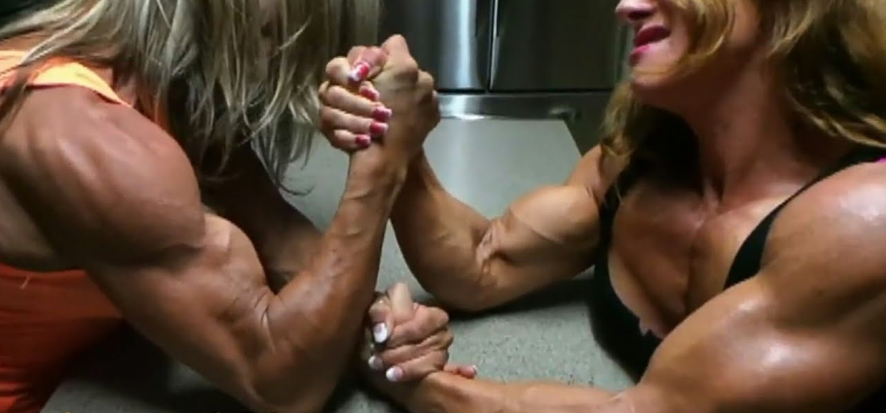 Video Strong Woman, target the right muscles