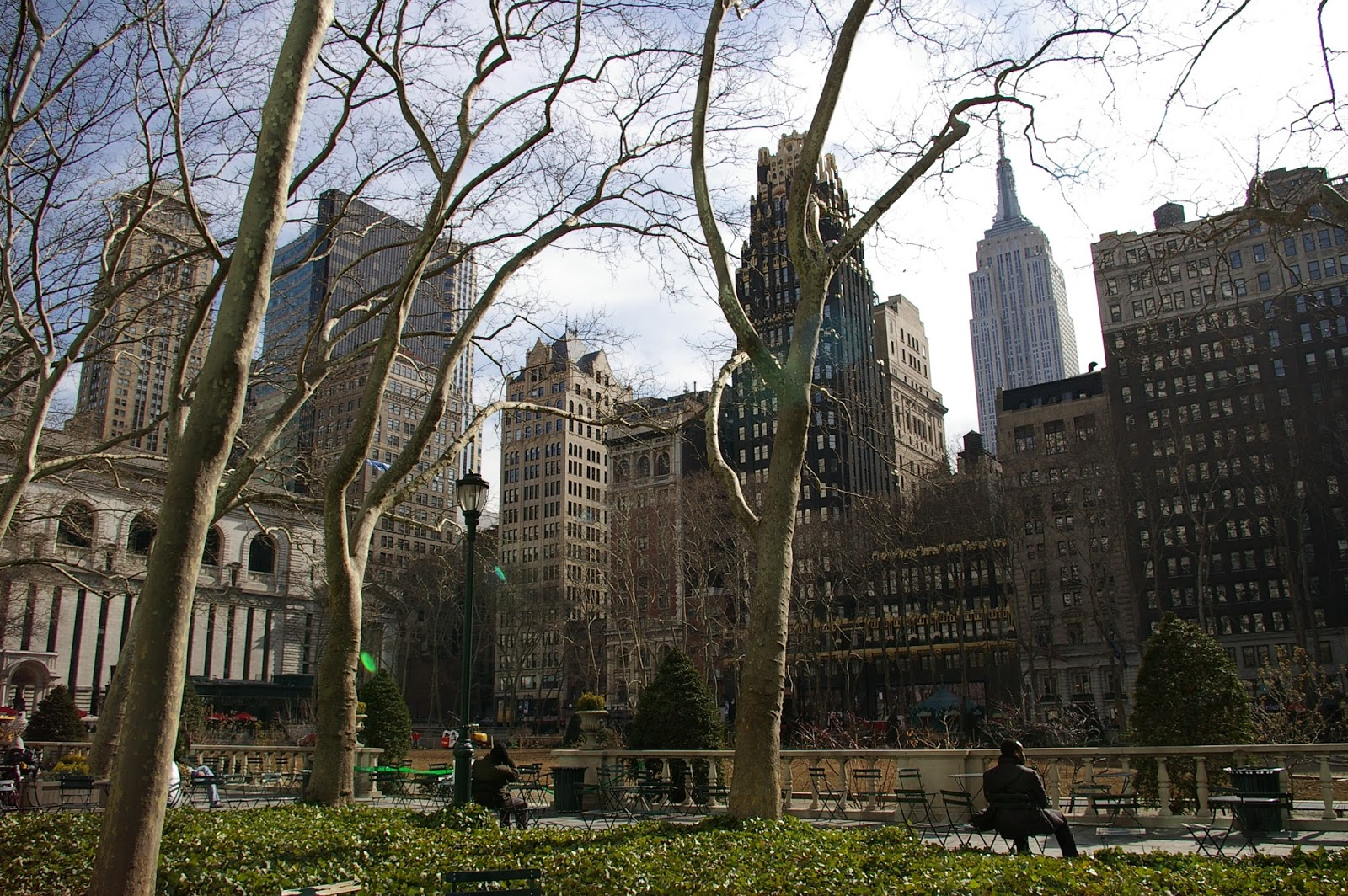 Nowy Jork Bryant Parc