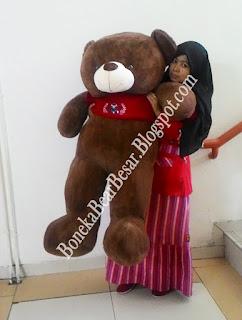 jual boneka teddy bear jumbo 150cm