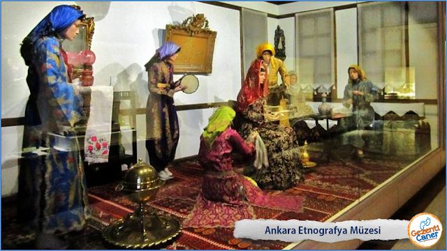 Ankara-Etnografya-Muzesi-Yoresel-Kiyafetler