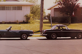 My First Car... 1966 MGB!