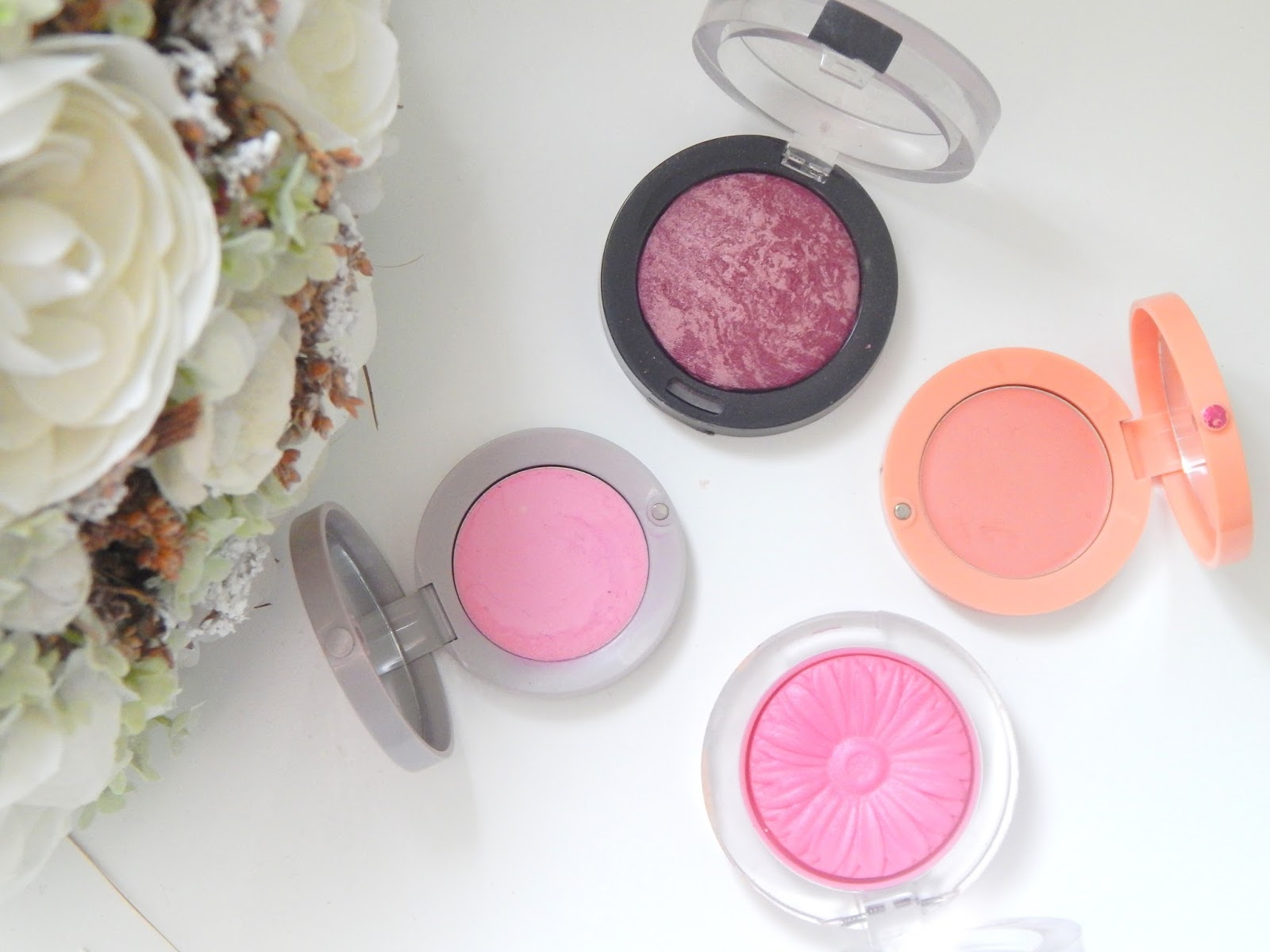 Inside The Makeup Drawers   Blushers