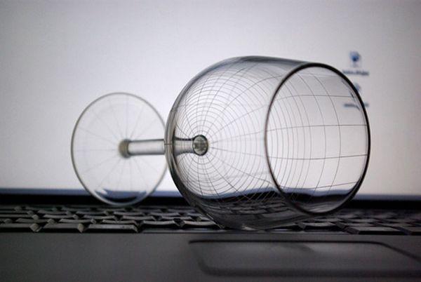 4D Glass