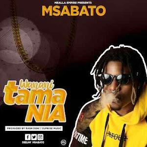 Download Mp3 | Msabato - Wanitamania
