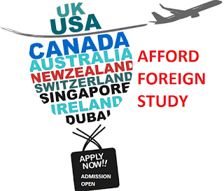 Way for Your Study Abroad