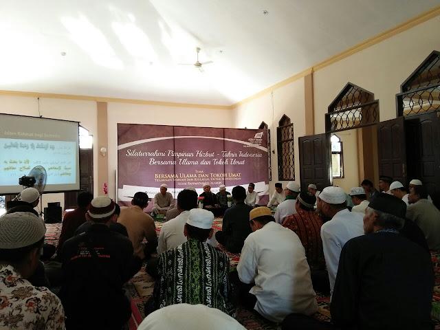 Liqo Syawal Banjarbaru: Ajak Umat Jadikan Islam Perhatian Utama