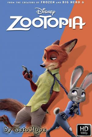Zootopia [1080p] [Latino-Ingles] [MEGA]